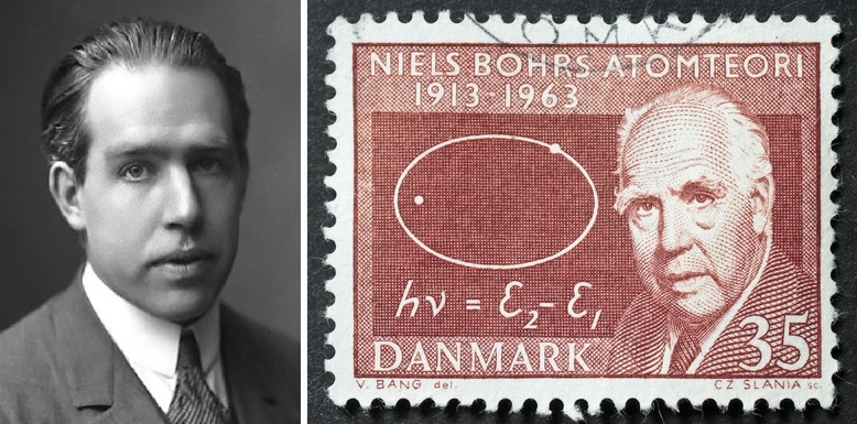 Niels Bohr v thuyt nguyn t 